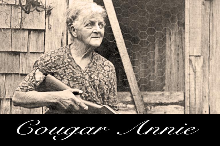Cougar Annie of Clayoquot Sound.